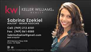 Category business cards keller williams by justclickmedia keller williams kw 13 black photo pronofoot35fo Gallery