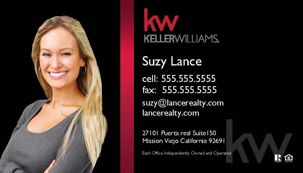 Category - BUSINESS-CARDS - Keller Williams by JustClickMedia.com ...